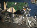 Мотоцикл 2010 года  тип - чоппер