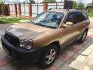 Hyundai Santa Fe внедорожник 2001 года.