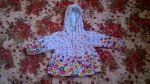 Верхняя одежда на девочку 74-80 см (7-12 мес)