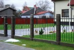 Стильный - забор