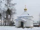 Покровский храм-Шатура
